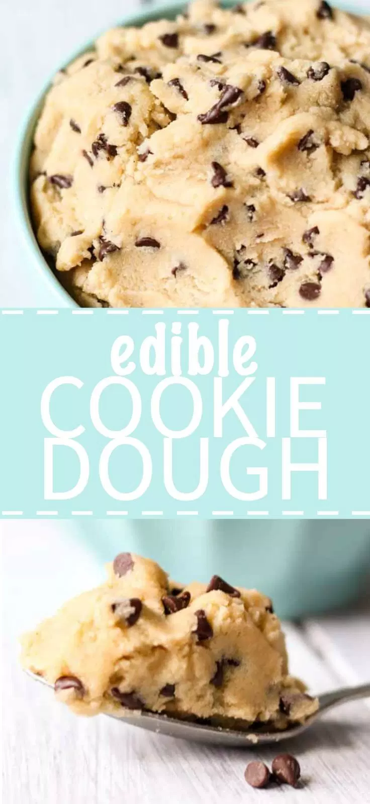 Edible Cookie Dough | What Molly Made