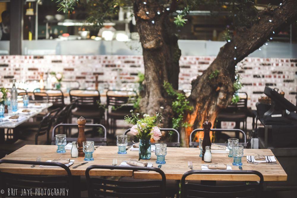 Gorgeous Modern La Jolla Wedding Brit Jaye Photography
