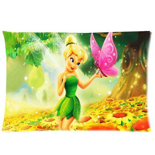 Tinkerbell Pillowcase-standard size