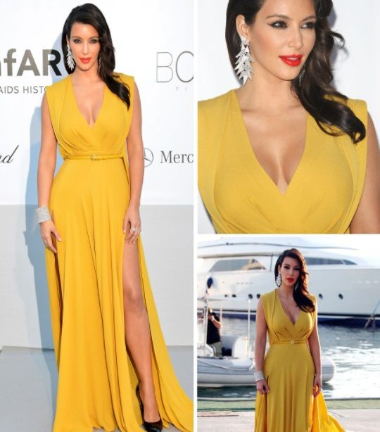 ab531d361a 10 Easy and Perfect Makeup Tips for Yellow Dress | Hair and Makeup ...