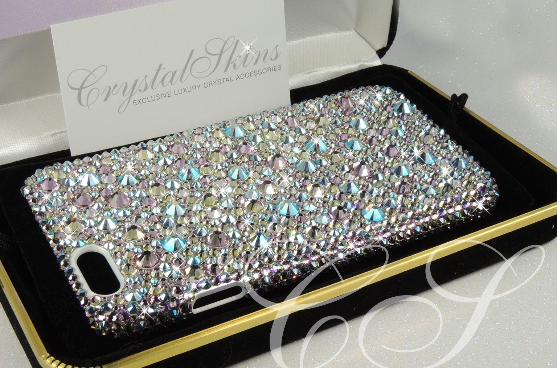 the latest b80e8 4db01 Fairy glitter princess sparkle swarovski crystal phone case ...