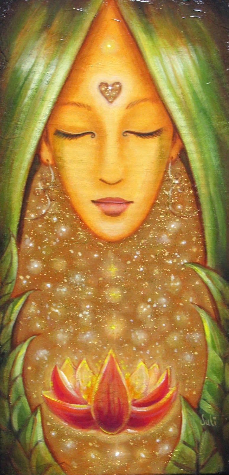Quote Des Artistes Peintres pure vision - julï lesage artiste peintre | art, goddess art