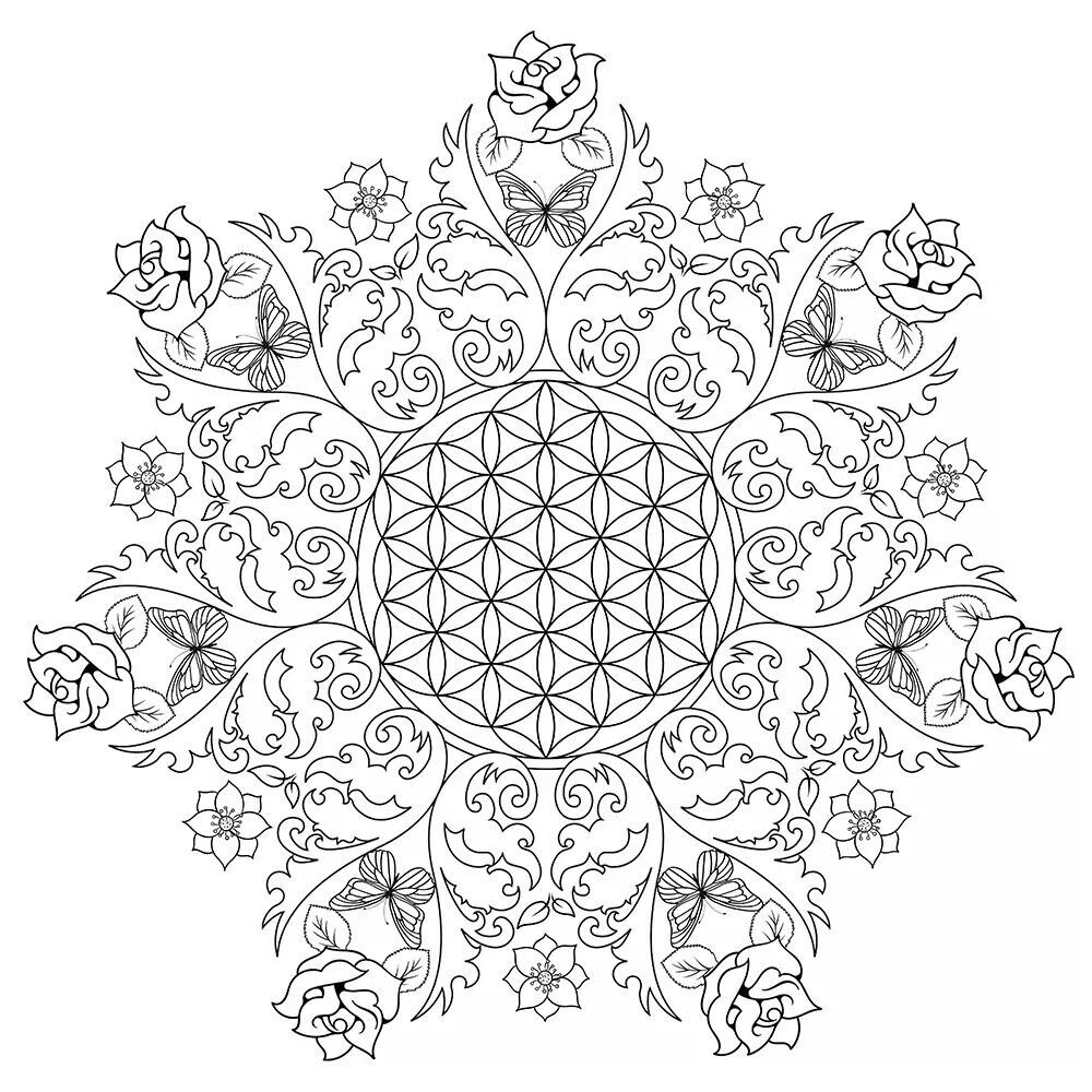 Pin de Carmen Villa en Dibujo   Pinterest   Mandalas, Pintar y Patrones