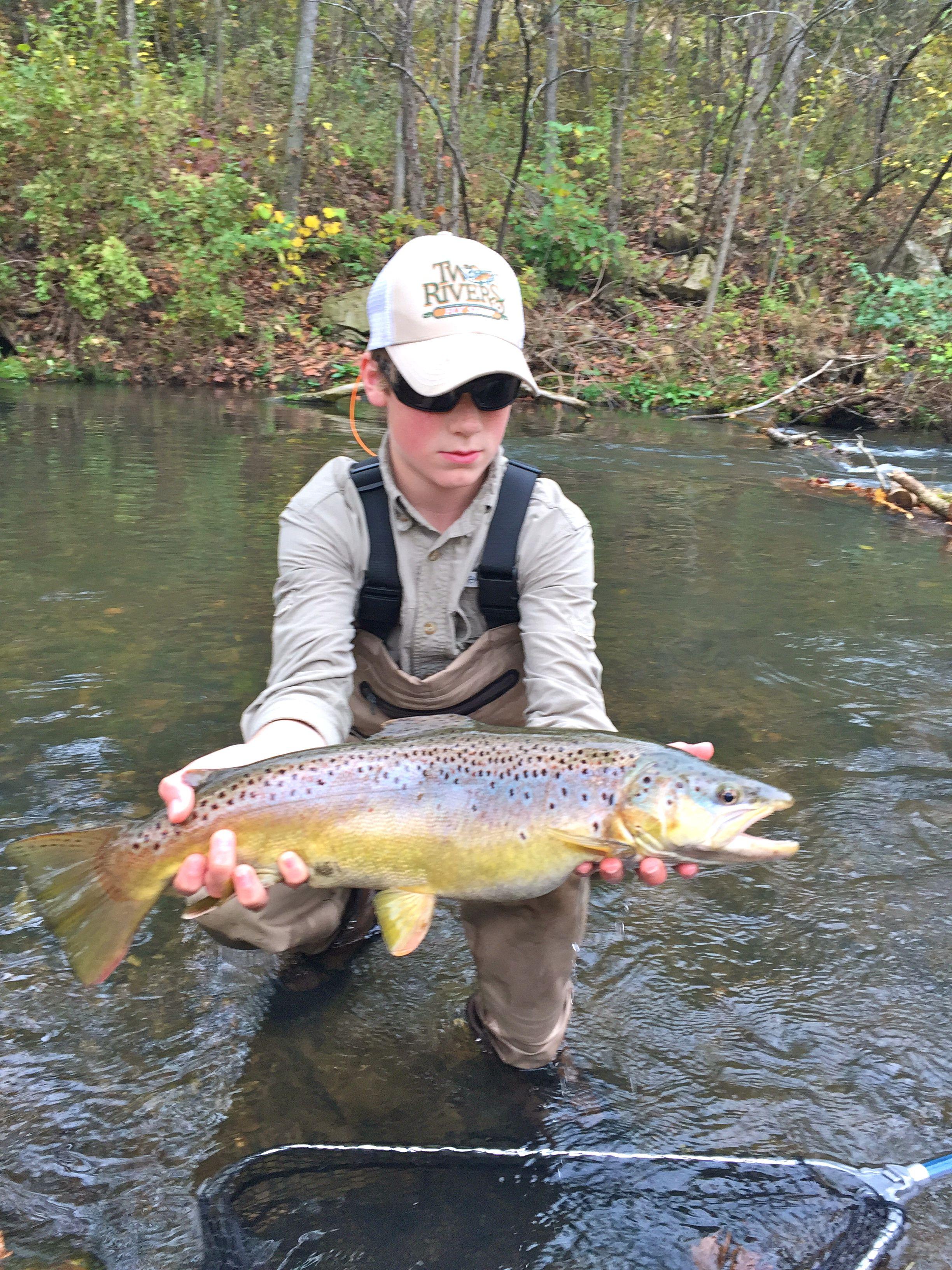 Pin On Dry Run Creek Trout