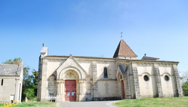 Eglise St Michel de Marcamps