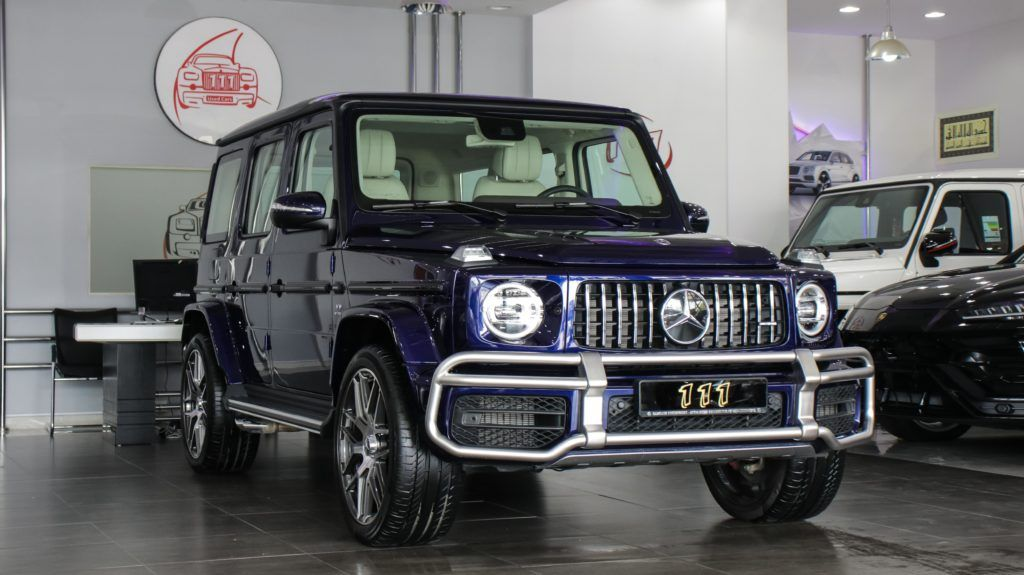 2019 mercedes benz g 63 amg gcc specifications
