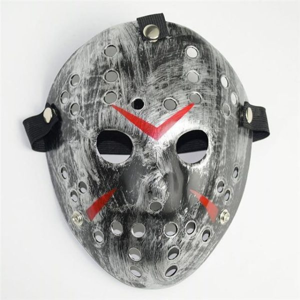 Jason Hockey Mask or Purge Election Year Movie LED Light Up Halloween costume