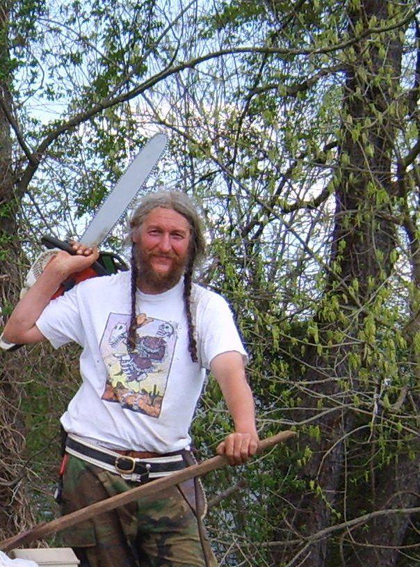Eustace Conway Mountain Men