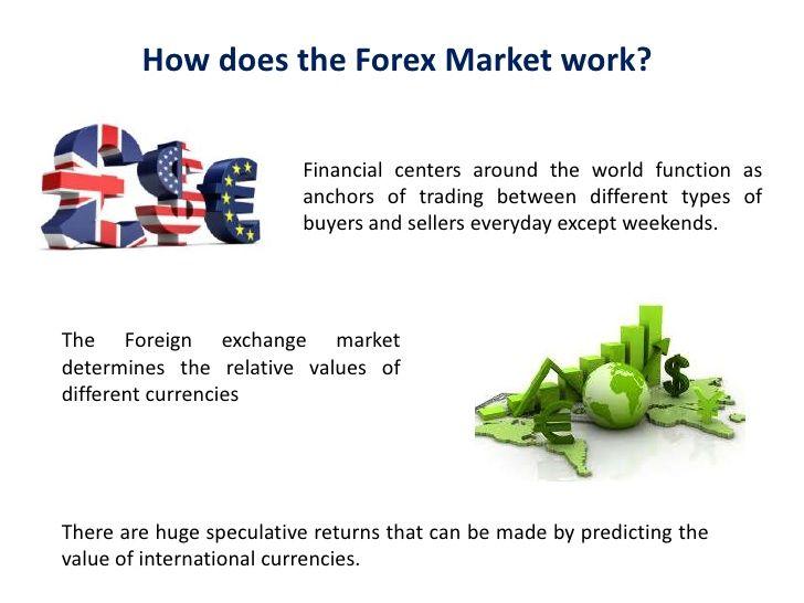 How does forex market work центовые бинарные опционы