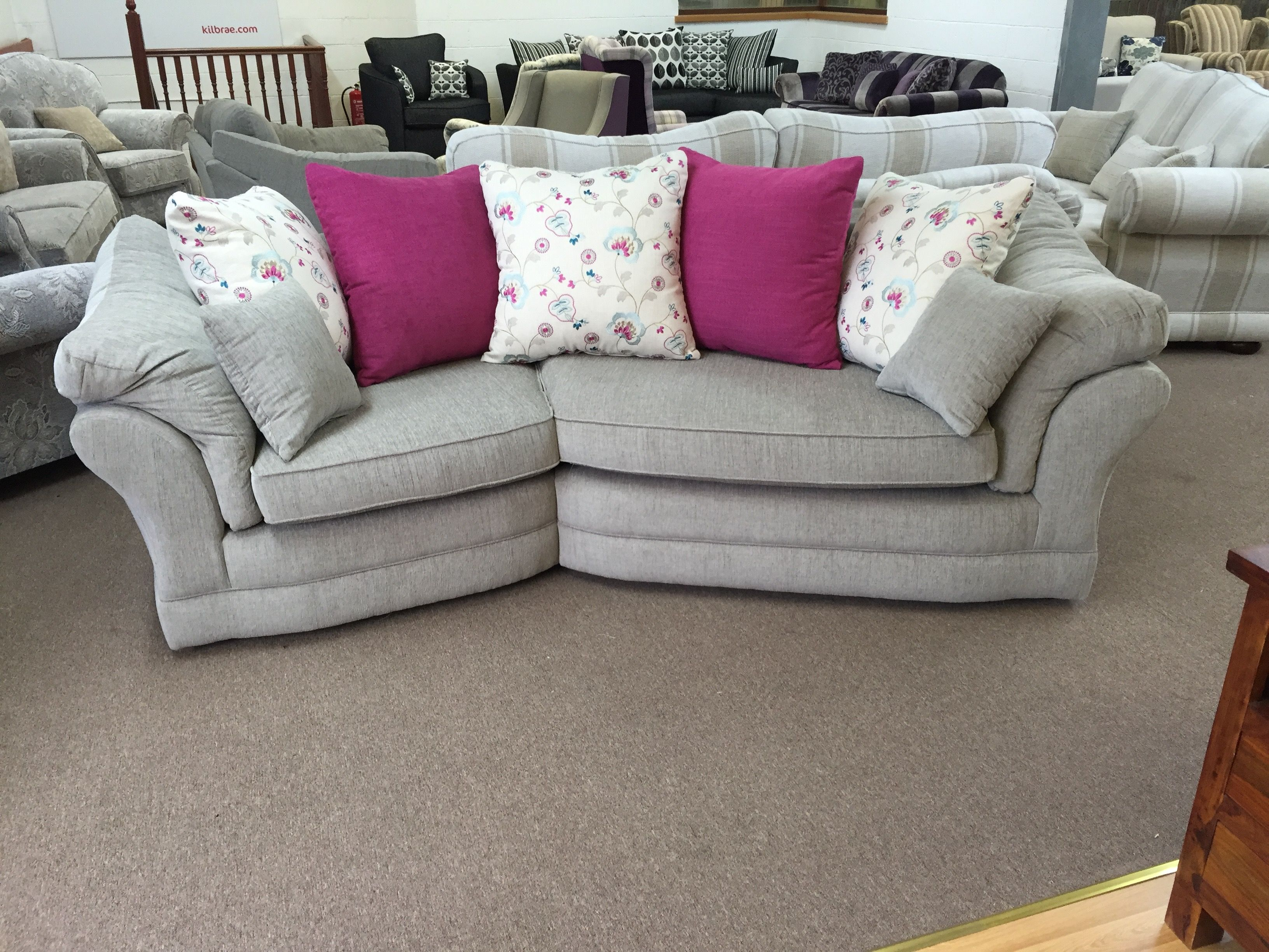 The snoozy sofa one of our most comfortable sofas which are perfect for just chilling