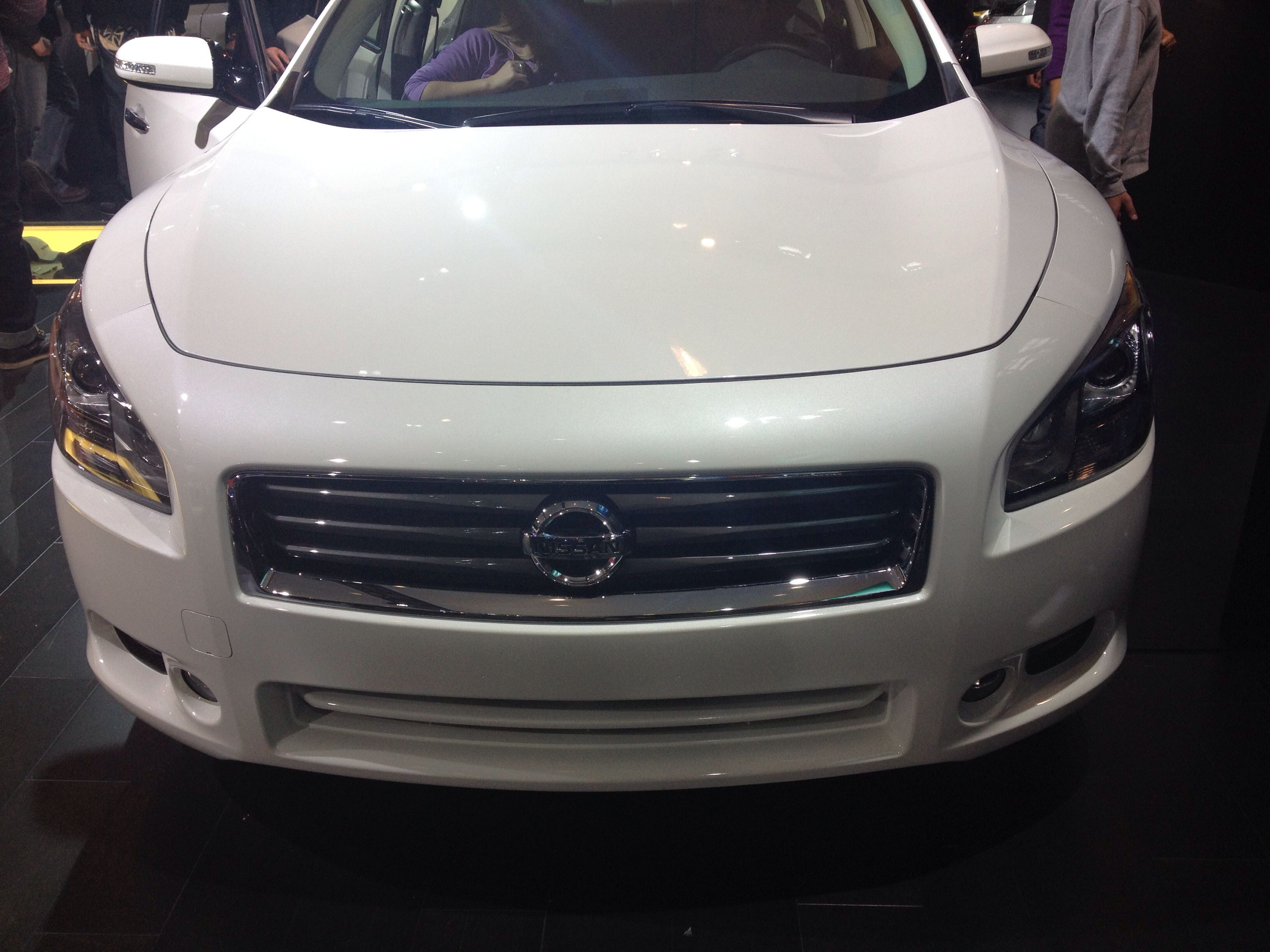 Dch Freehold Nissan >> Picture Of 2013 Nissan Maxima | Autos Post