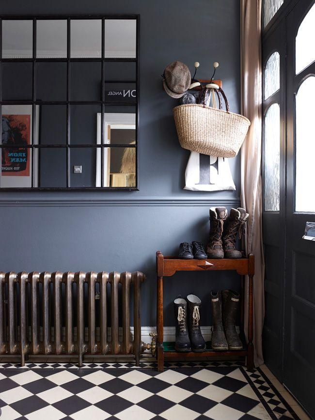 Fiona Duke and dark spaces doneproper - desire to inspire - desiretoinspire.net #hallway