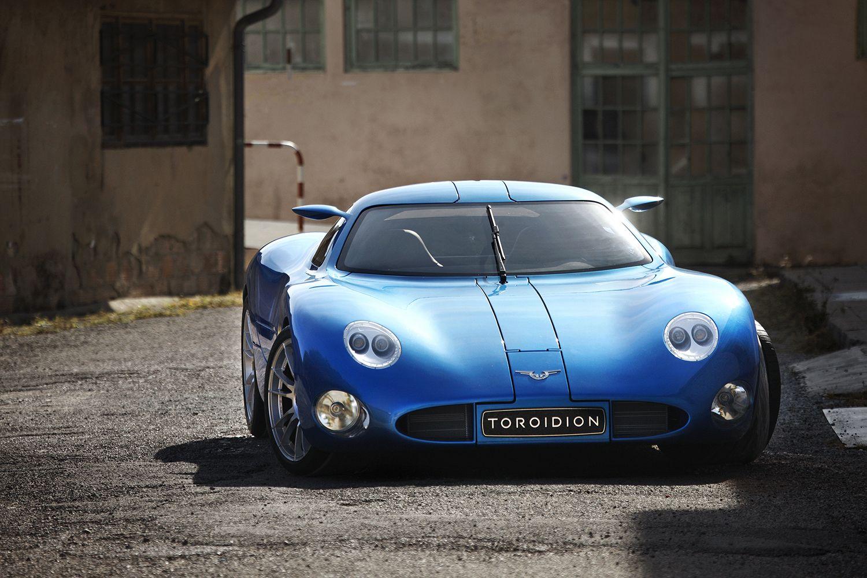 1300 Hp Toroidion Electric Supercar Debuts W Video