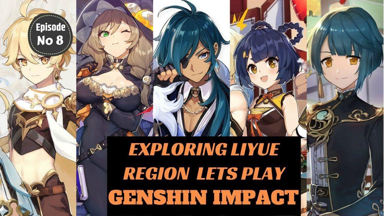 Spahatv Walkthrough New Best Genshin Impact Gameplay Exploring L Gameplay Episode Explore