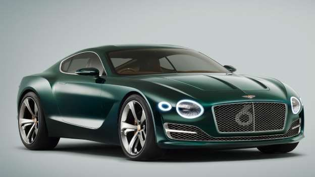 Bentley wants to take on Ferrari and Lamborghini with a 'proper' sports car, based on the Continenta... - Newspress
