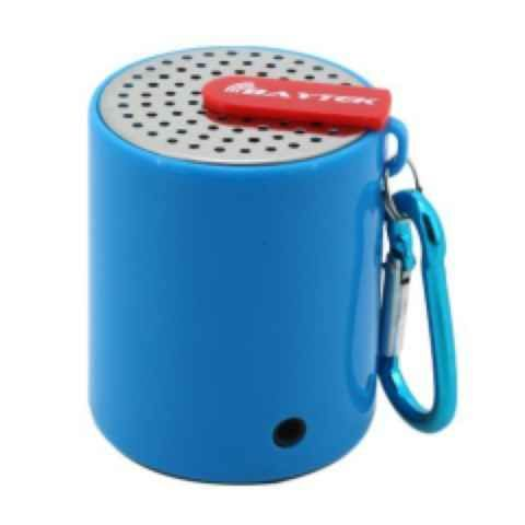 Portable Wireless Bluetooth Speaker with Keychain + Free Shipping, 3 Colors Available