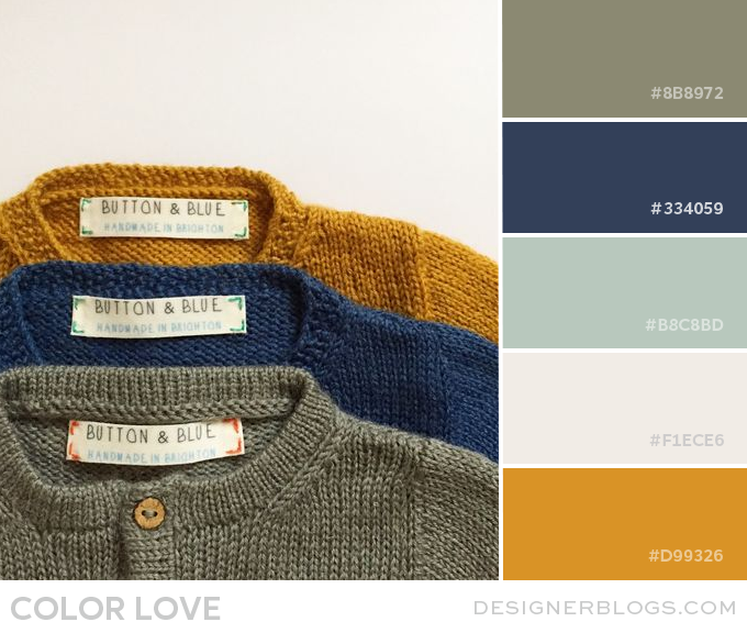 Navy Can Be Considered A Neutral So There Are Many Colors That Pair Well With It Mustard Yellow Li Blue Color Schemes Mustard Color Scheme Navy Color Palette