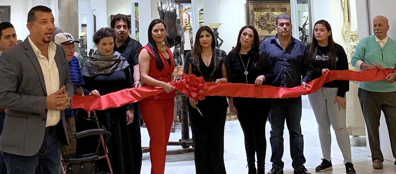 Laredo Party Marks Another Step Forward For Marlen S Gallery
