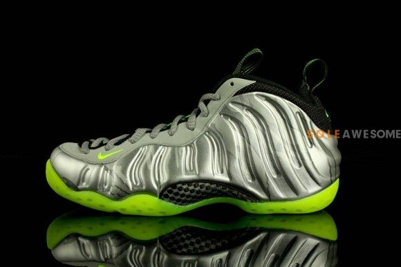 pretty nice f7b92 ad953 Nike Air Foamposite One Silver Camo New Detailed Pictures