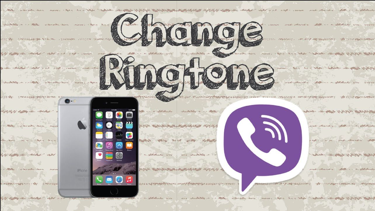 How to change Viber notification sound ringtone social