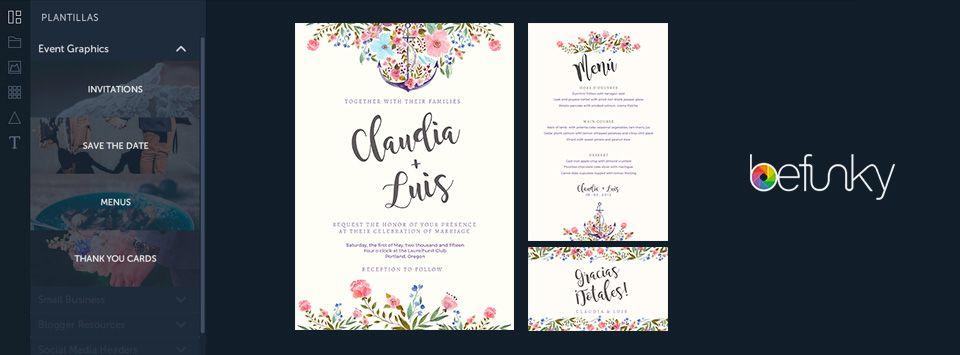 Si tienes la idea hacer tú misma algunos detalles de la papelería de la boda como las invitaciones, el save the date, los menús o las tarjetas de agradecimiento, te paso el dato de una herramienta que te facilitará todo! Primeramente, debes tener lista toda la información que llevará la invitación. Si necesitas un …
