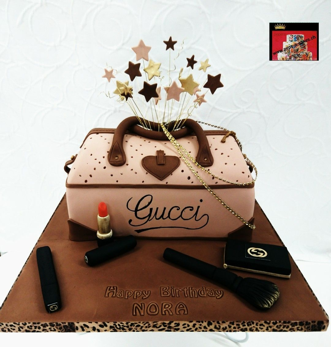 Gucci Tasche / Torte