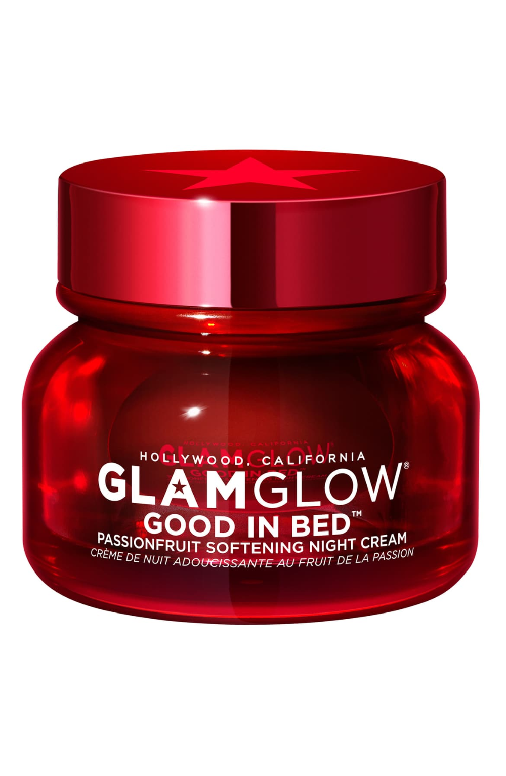 GLAMGLOW® Good In Bed™ Passionfruit Softening Night Crème