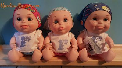 El Mon De Krisclica Baby Pelones De Juegaterapia Pelon