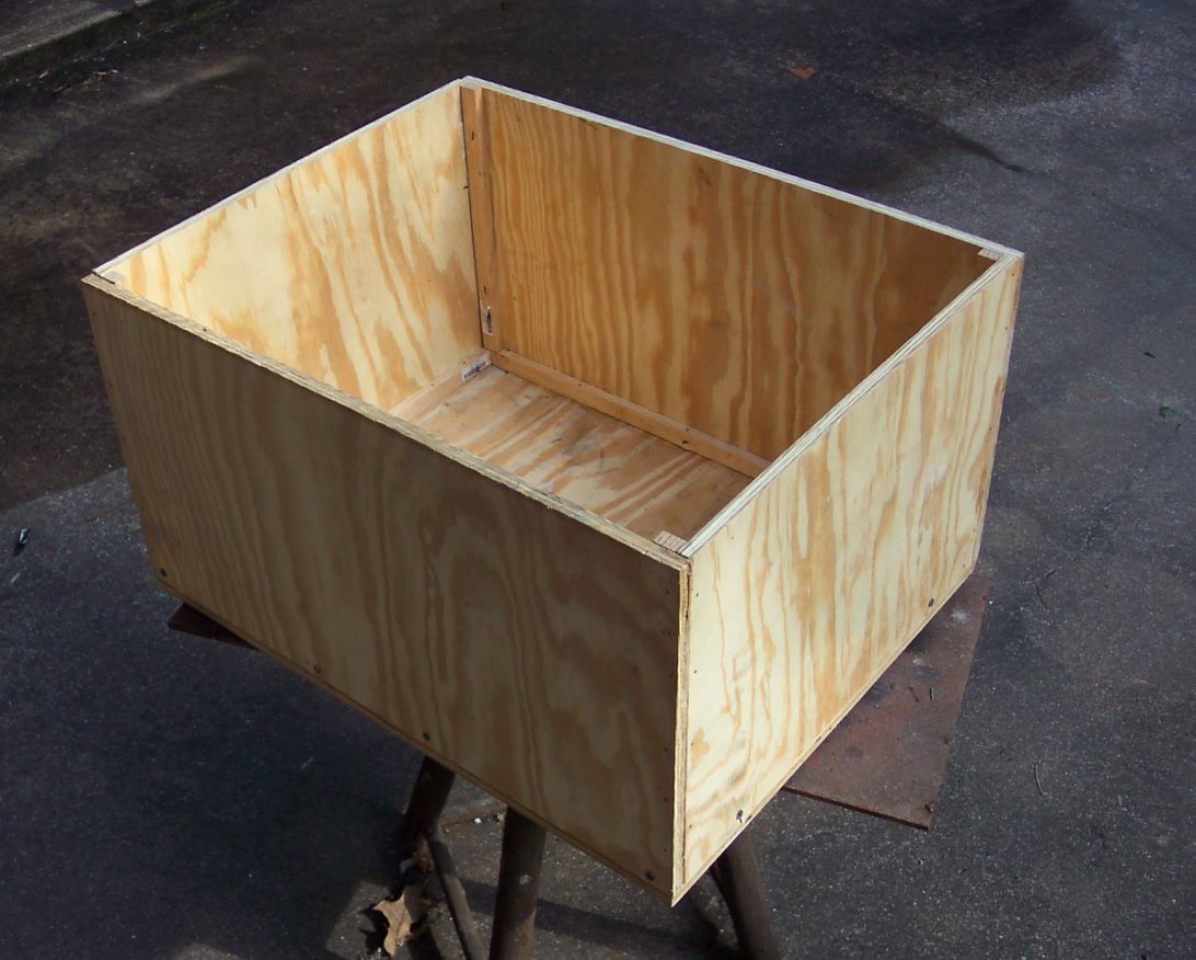 Where can I order plywood boxes 85