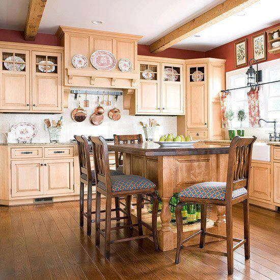 Nice Kitchen House  Pinterest  Nice Kitchens And House Simple Unfinished Corner Cabinets For Dining Room Design Decoration