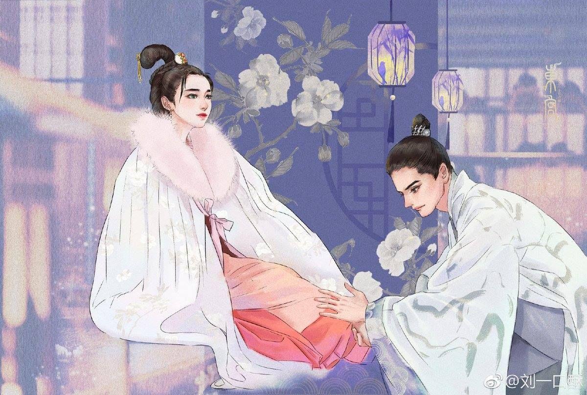 Ghim của Tiểu Hi trên Fanart Anime, Painting, Tiểu thuyết