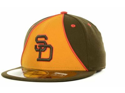 san diego padres 1984 hat cap history brown hats