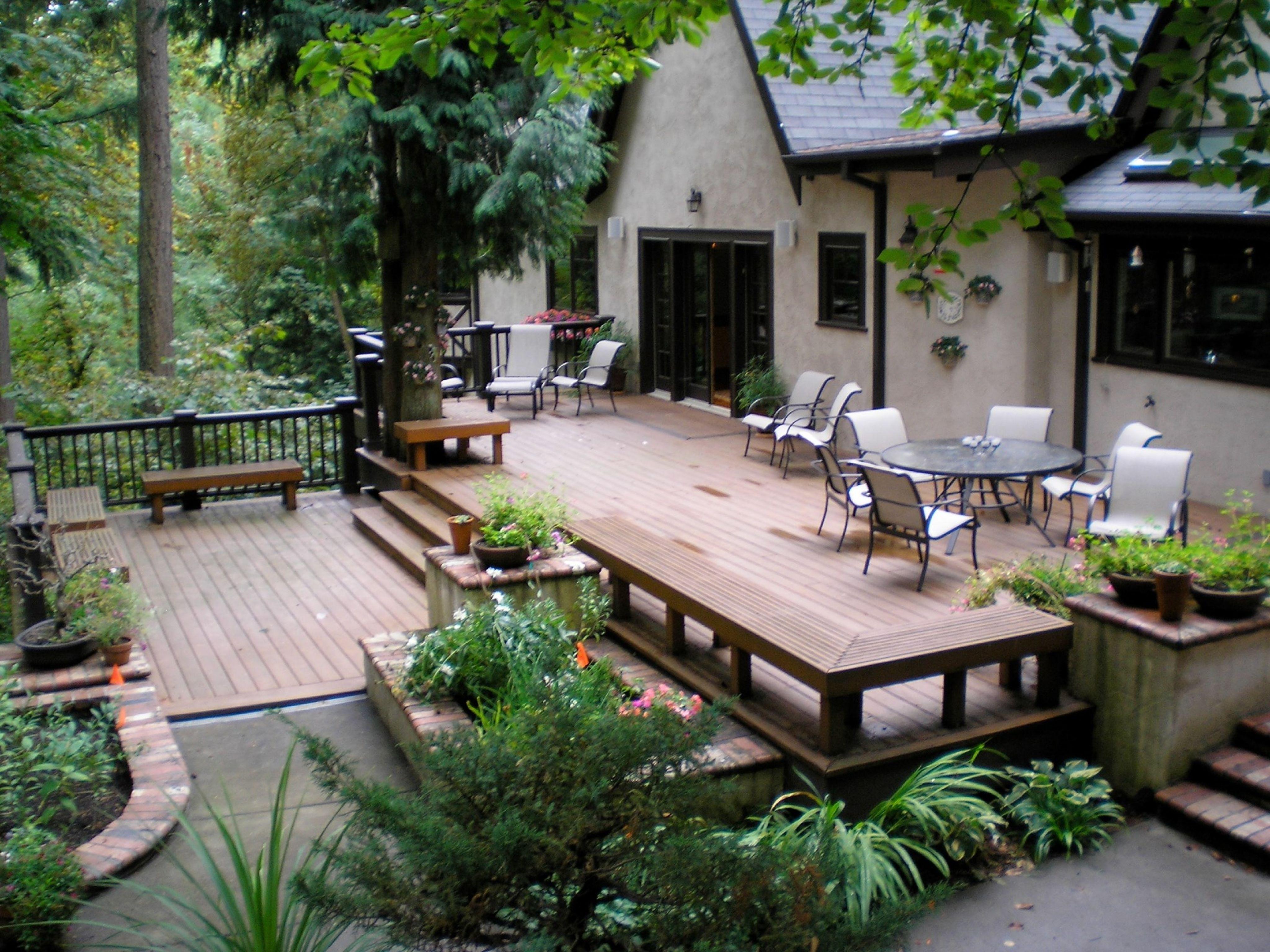 Deck Design Ideas Photos  Interior House Paint Colors Check