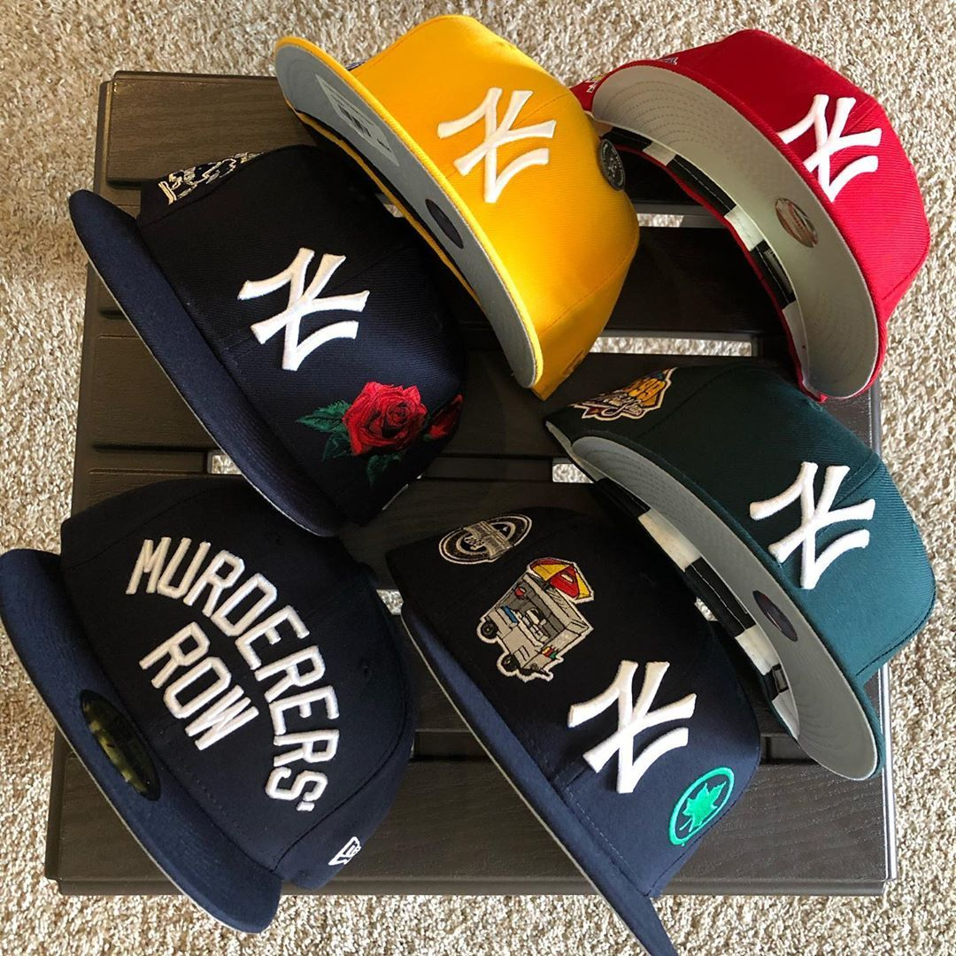 I Dont Sell Hats Rob On Instagram The New York Yankees Aka The Bronx Bombers Have Arrived For A Slight Fhsm Mens Fashion Classic Streetwear Hats Cap Outfit