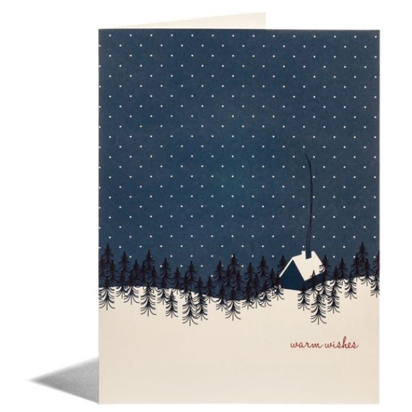 Holiday Shop - Boxed Cards - Cottage - Snow & Graham: Letterpress Stationery, Invitations, Greeting Cards and Calendars