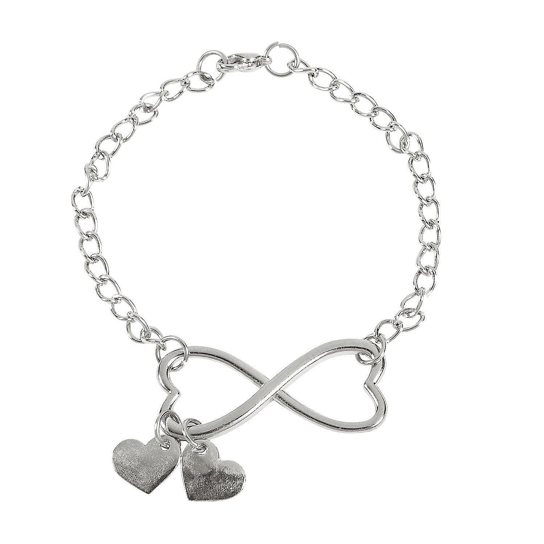 Eternal Love Bracelet Orientaltrading