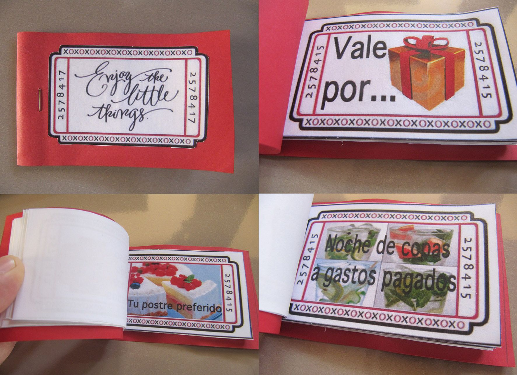 Ideas diy regalo de cumplea os original y muy barato gift christmas gifts and cards - Regalos de primer aniversario ...