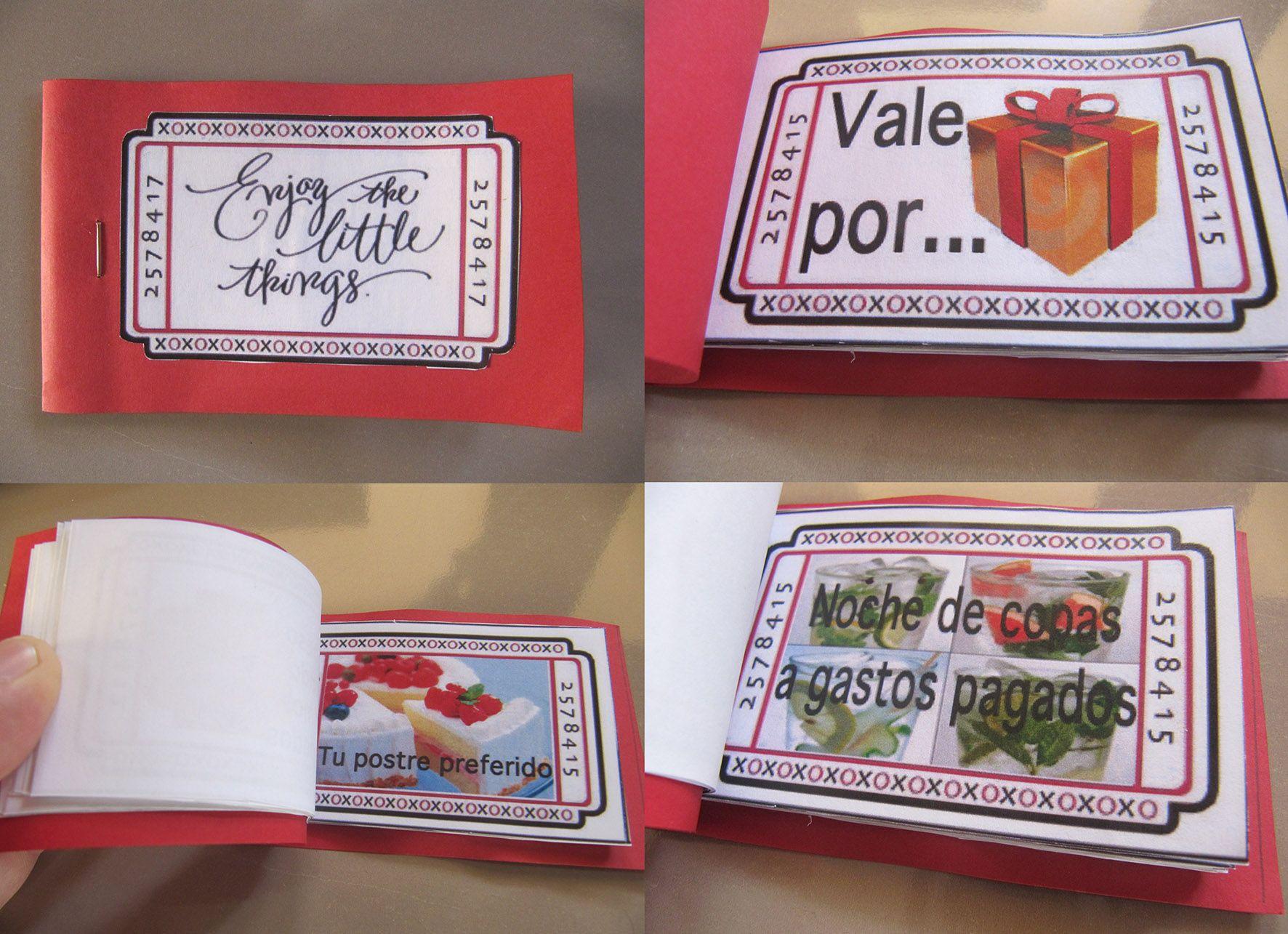 Ideas diy regalo de cumplea os original y muy barato - Ideas aniversario originales ...