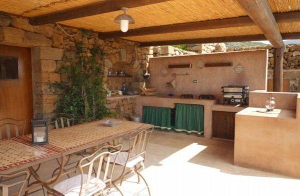 Aménager une cuisine du0027été dans le jardin Outdoor living and Backyard