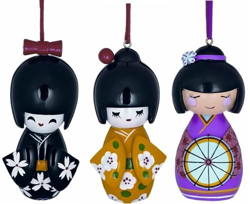 christmas tree ornaments in japan - Japanese Christmas Decorations