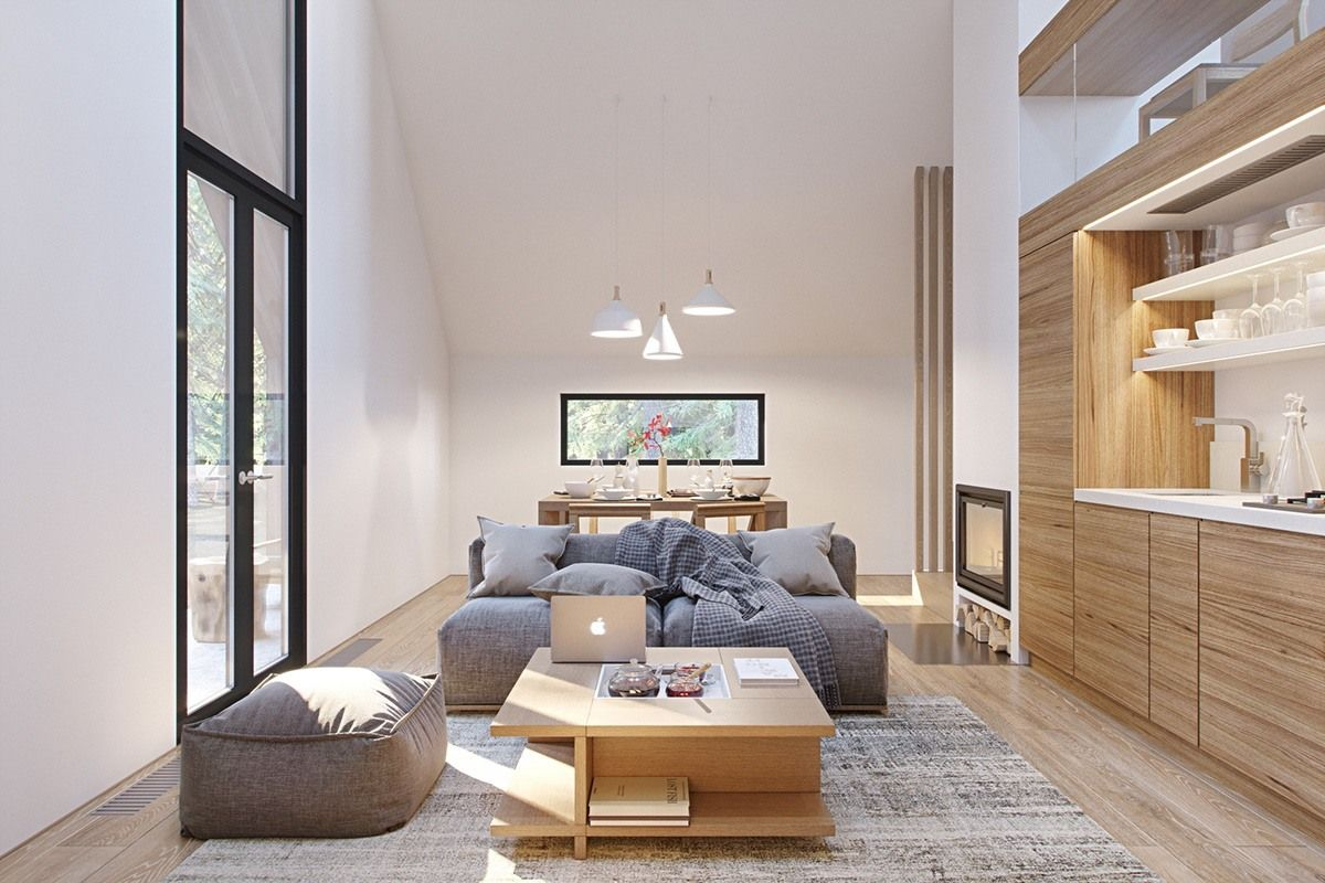 3 Fabulous Apartment Designs With Lofted Bedrooms Dream Home