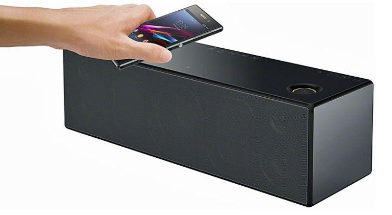 Sony SRS-X5, SRS-X7 y SRS-X9, los nuevos altavoces inalámbricos de los nipones