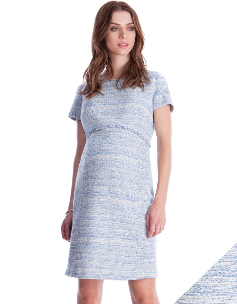 dc90e00db12 Boucle maternity dress