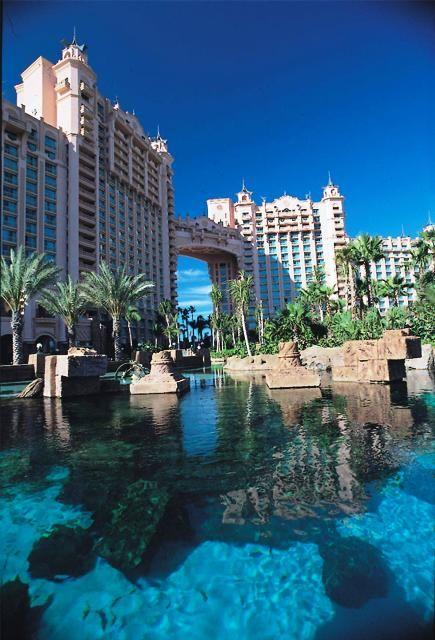 Atlantis Paradise Island Bahamas City Country