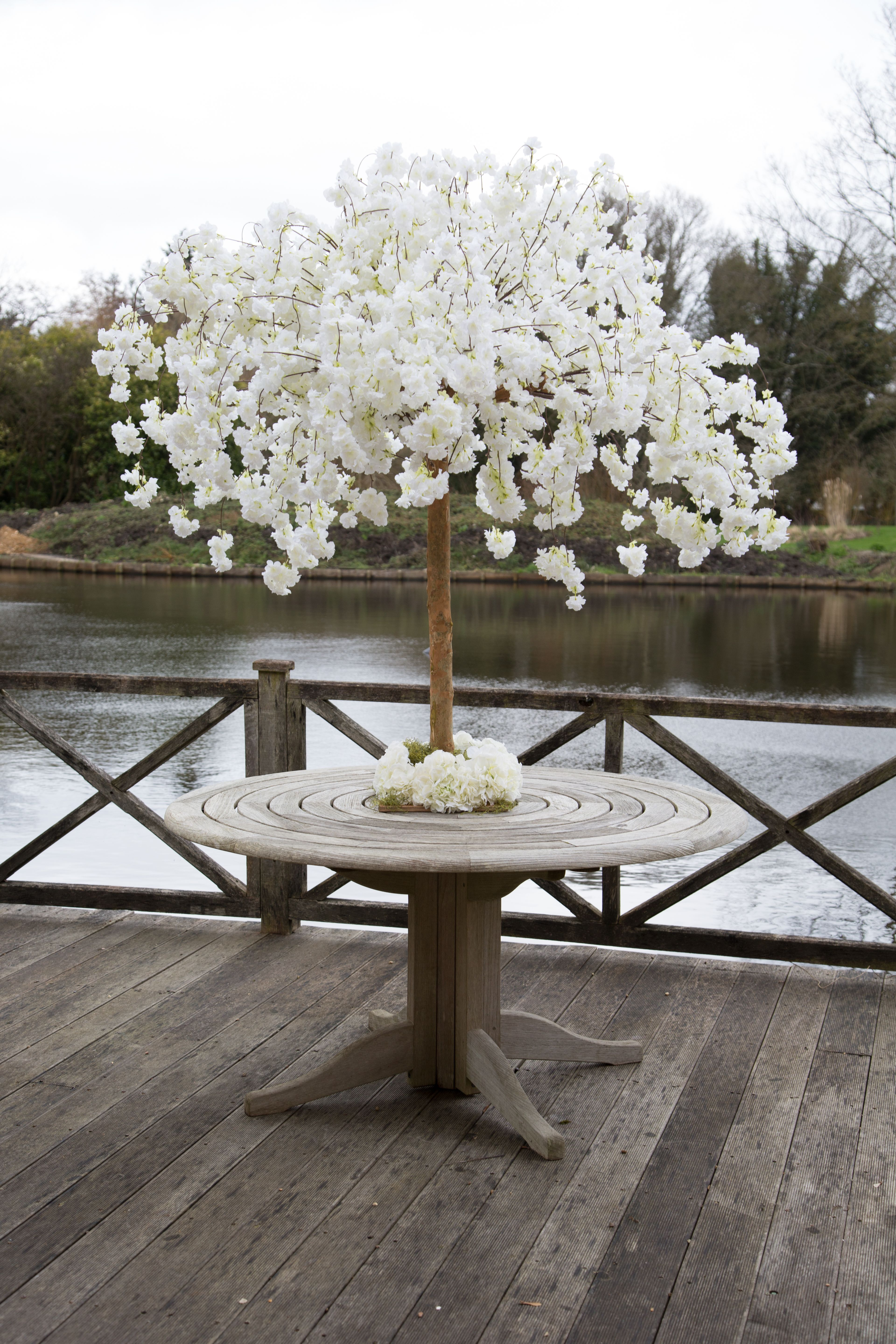 Hanging Cherry Blossom Trees For Hire Large Floral Arrangements Blossom Trees Cherry Blossom Tree