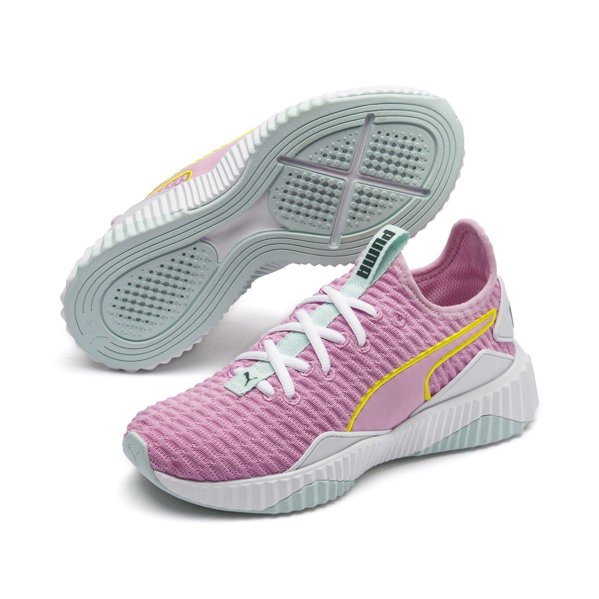 PUMA Sneaker 'Defy' Mädchen, Pink