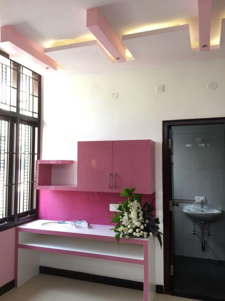 Duplex house interiors in bangalore for mr. rajan: modern ...