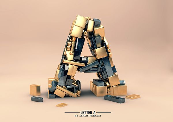 Creativ' Alphabet 2 - Alexis Persani