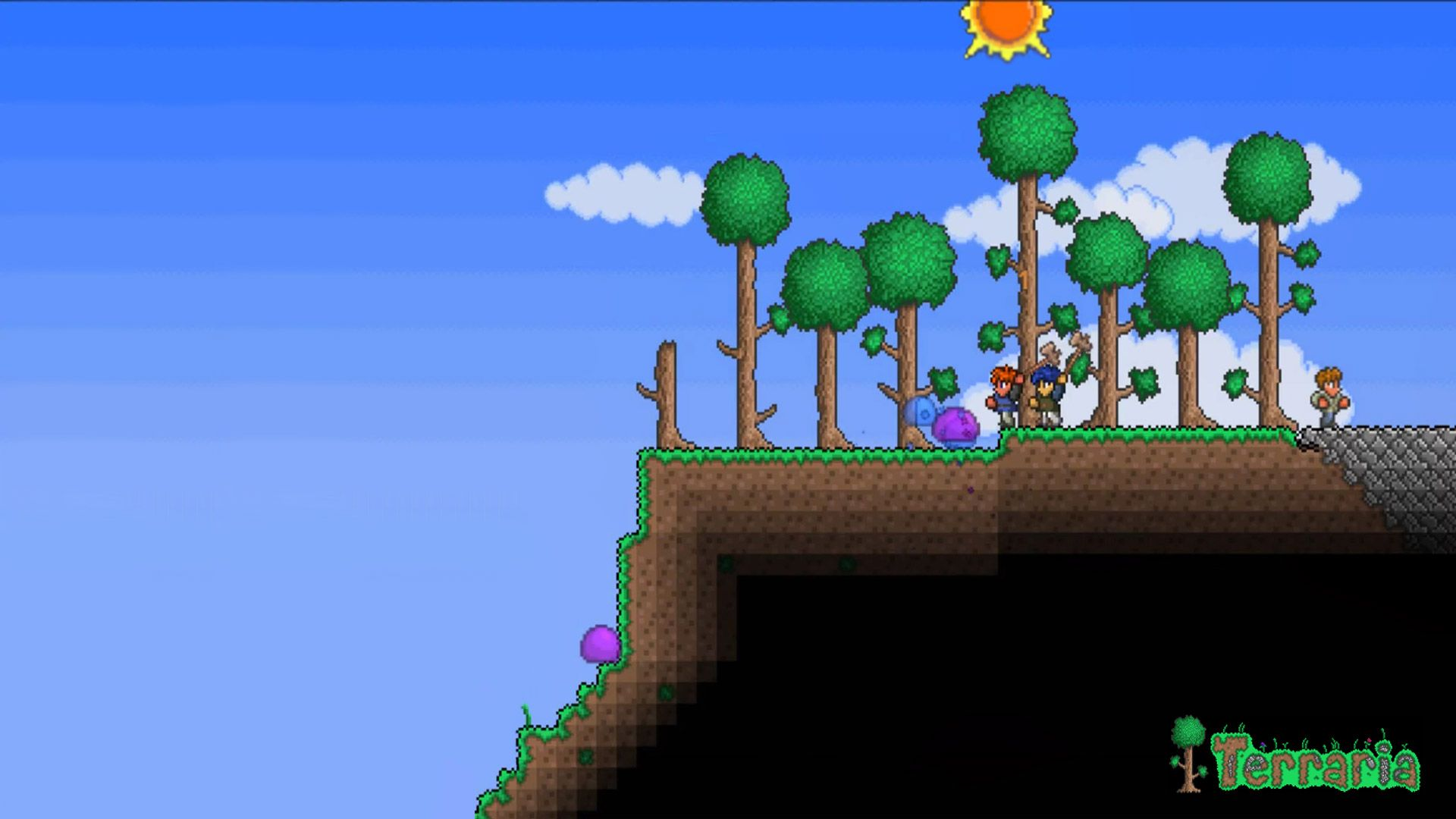 Summary -> Bosses The Official Terraria Wiki