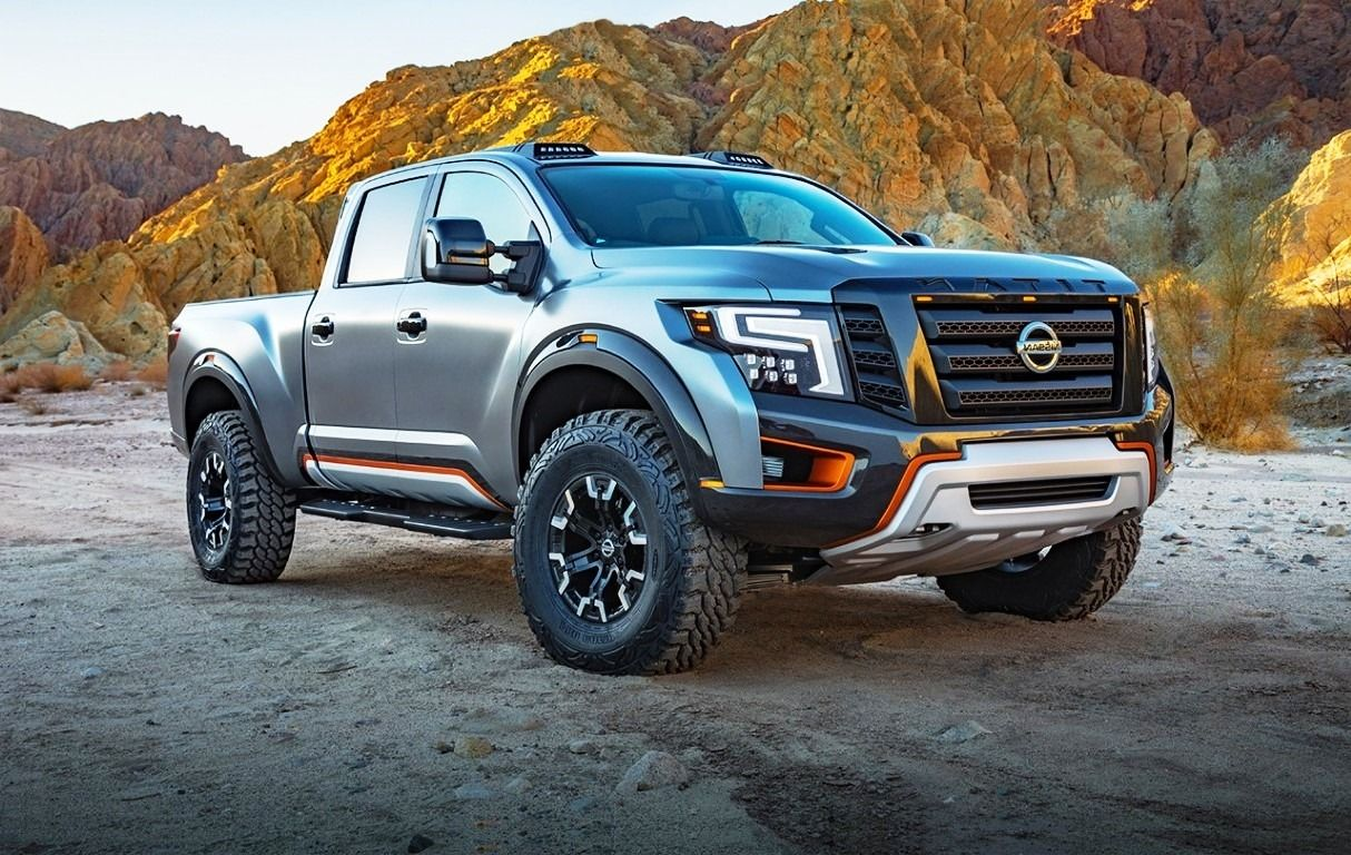 2018 Nissan Titan Diesel Review Pickup Trucks Pinterest Titan